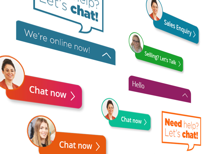 How to customise your Live Chat widget | Moneypenny | Resources