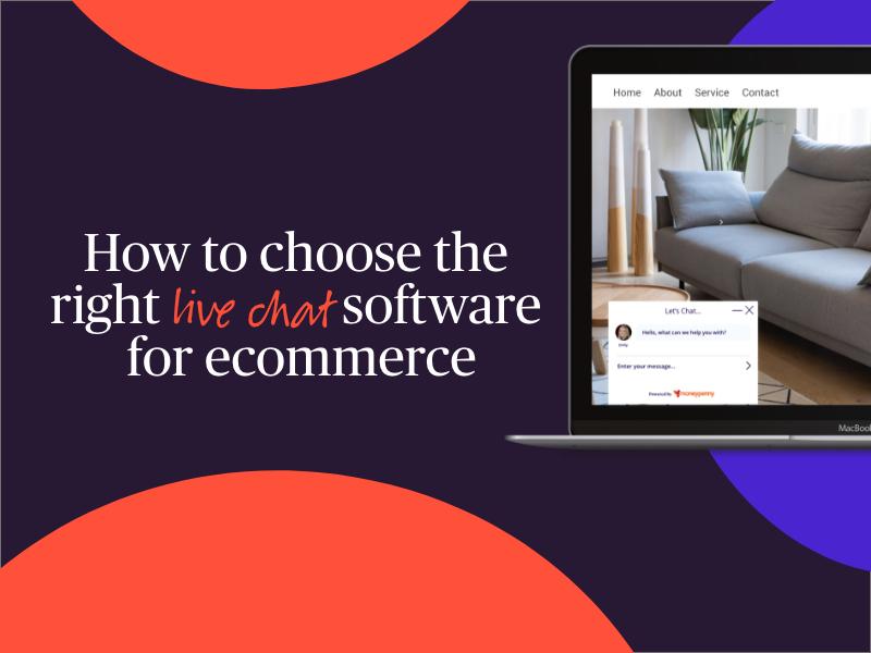 live chat ecommerce