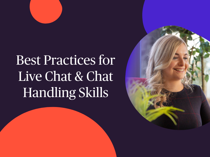 best practices for live chat