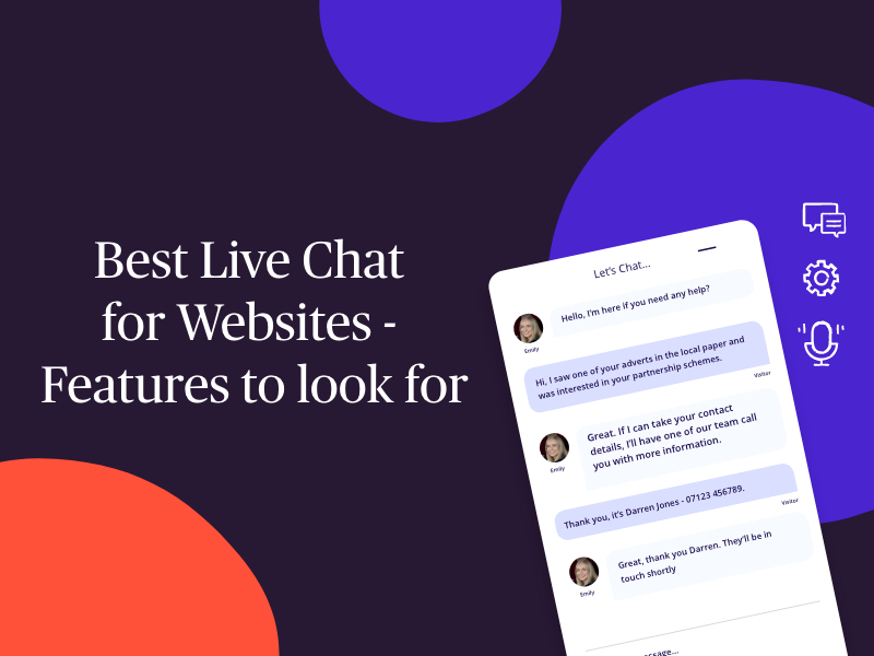 best live chat for websites