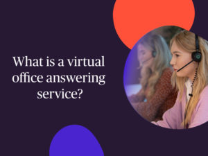 virtual office answering service