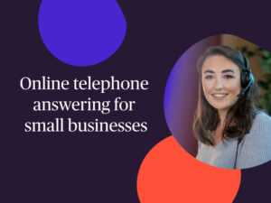 online telephone answering