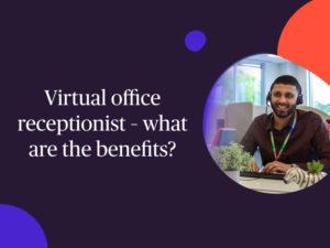 virtual office receptionist
