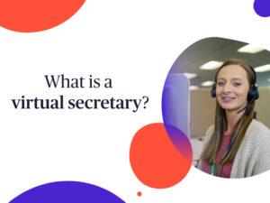 Virtual secretary